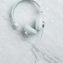 gåvokort exempel mint green headphones