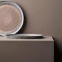 gåvokort exempel beige dinner plate