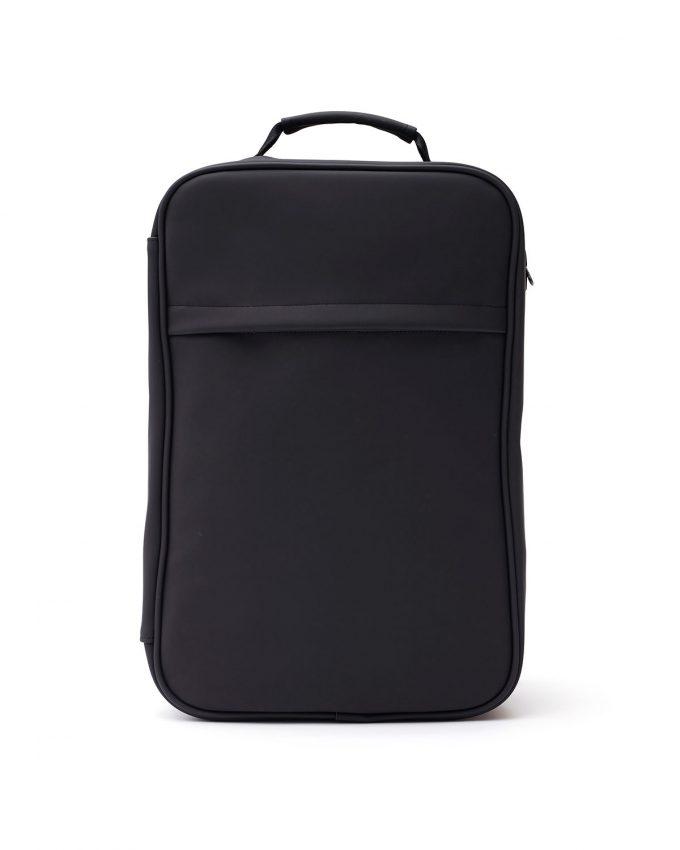 baltimore travel ryggsäck svart
