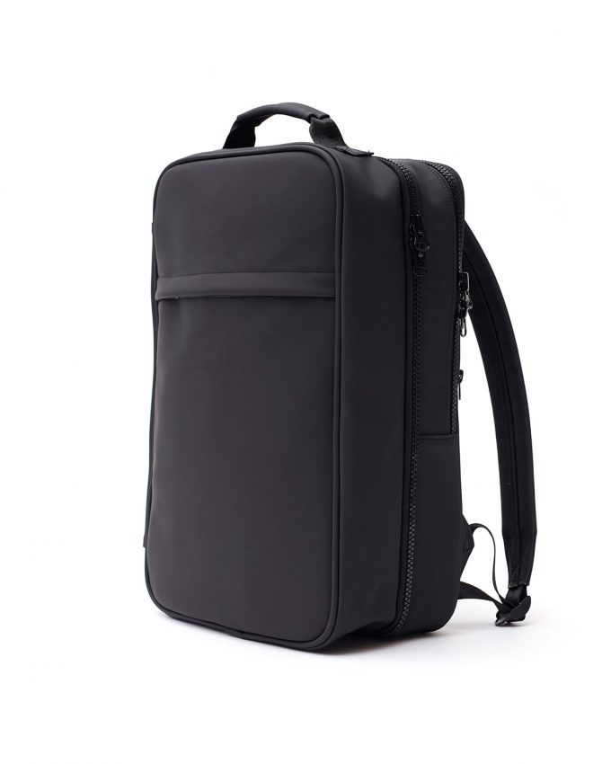 baltimore travel ryggsäck, sida