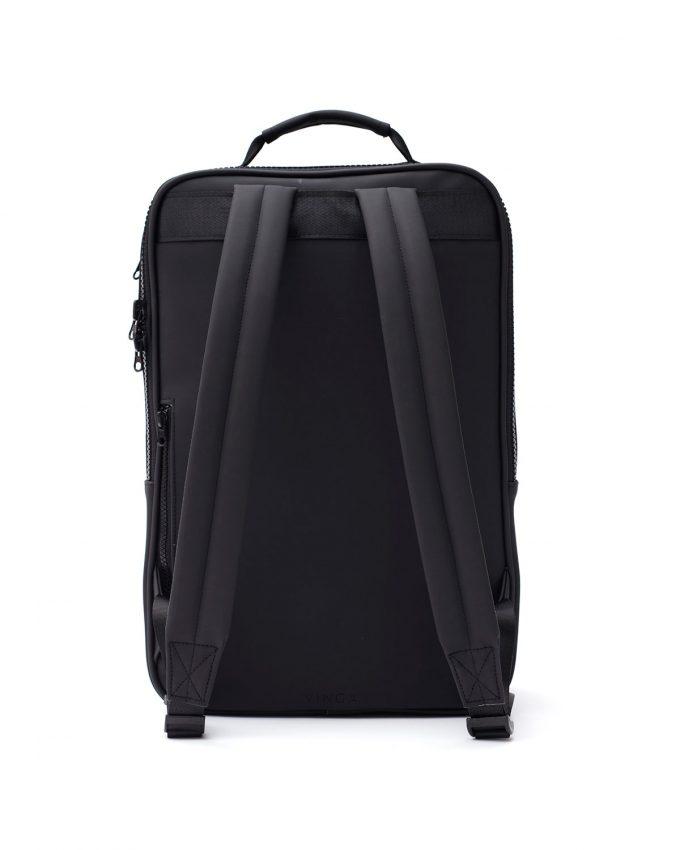 baltimore travel ryggsäck, bak